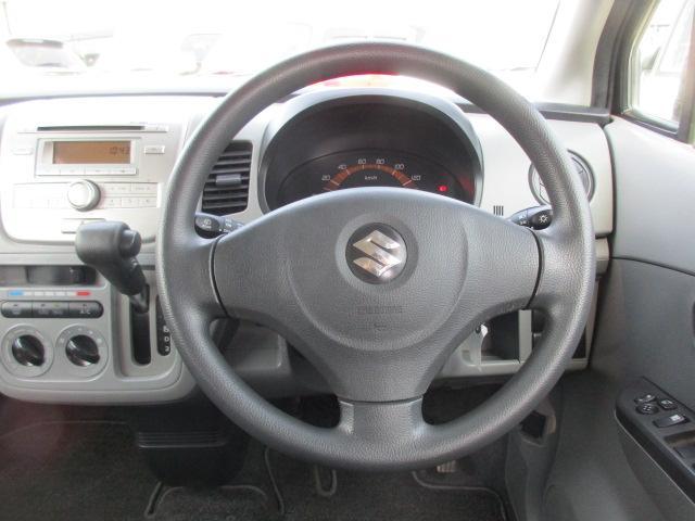 スズキ ワゴンR FX ベンチシート リアフラットシート キーレス