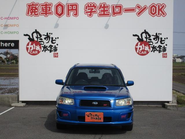 STiバージョン 4WD 純正OPマフラー ターボタイマー(2枚目)