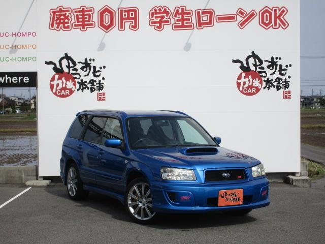 STiバージョン 4WD 純正OPマフラー ターボタイマー(6枚目)