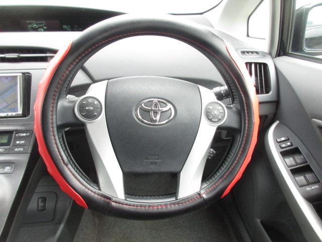 トヨタ プリウス G 社外18AW 社外HDDナビ 社外エアロ クルコン
