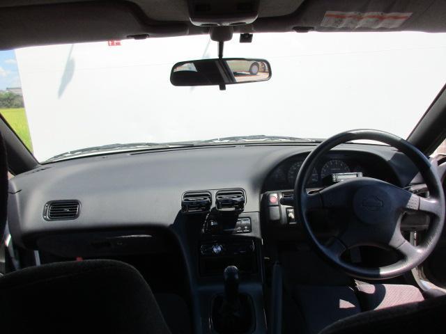 日産 180SX タイプX TEIN車高調 LSD 社外18AW ETC