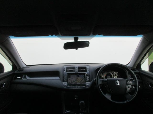 トヨタ クラウン 2.5アスリート ナビPKG 車高調 純正HDDナビ