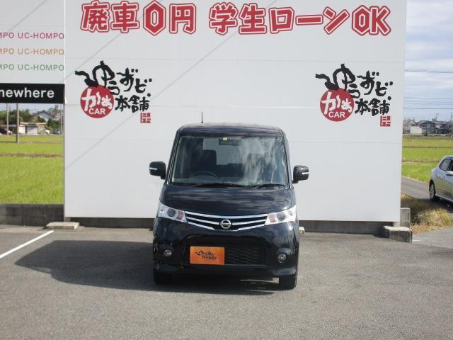 ハイウェイスター フルセグナビ 電動スライド HID Bカメ(2枚目)