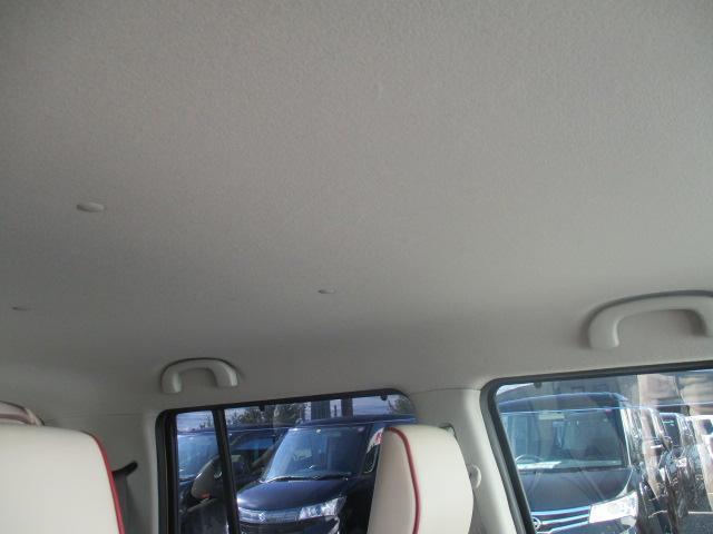 ルーフも高く、広々車室空間!