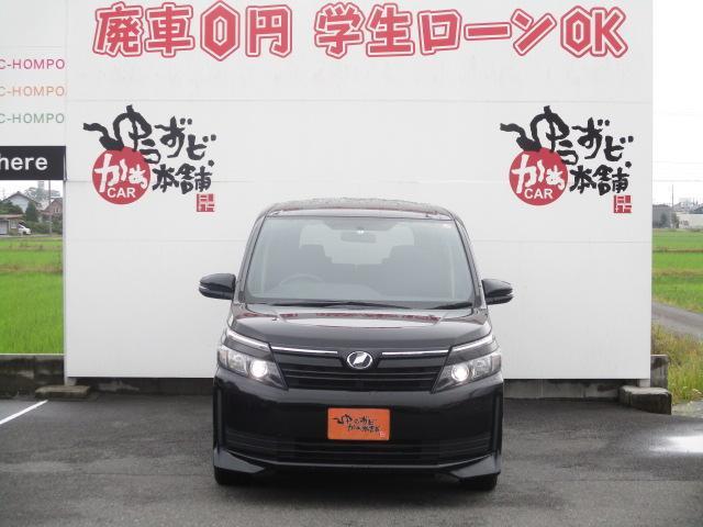 「トヨタ」「ヴォクシー」「ミニバン・ワンボックス」「愛知県」の中古車2