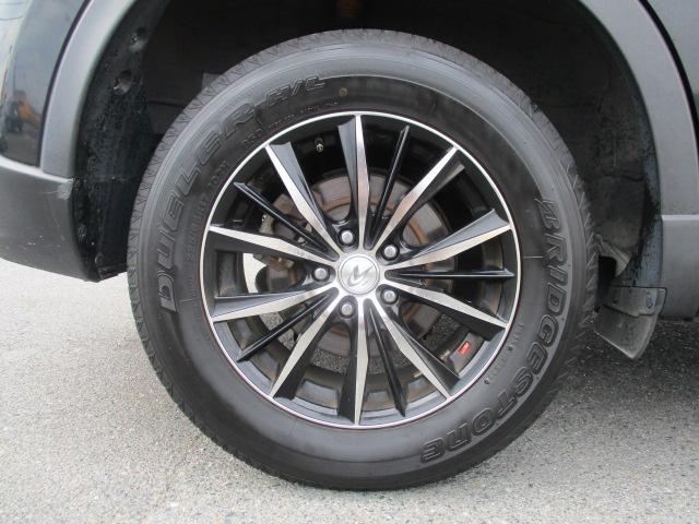 タイヤも新品交換の注文も行ってます!