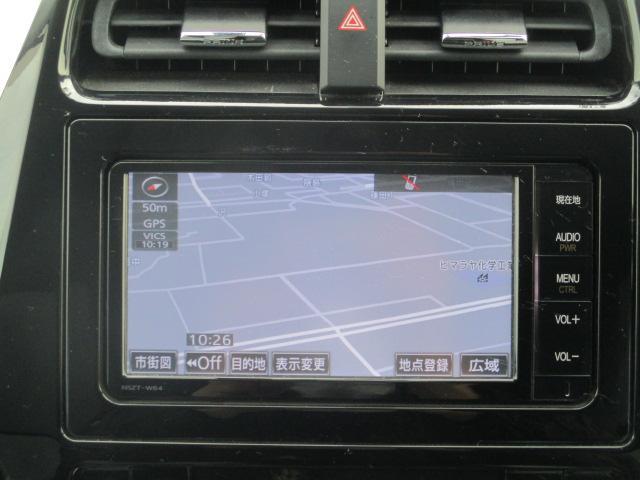 S 純正地デジブルートゥース対応ナビ バックカメラ ETC スマートキー 革巻きステア LEDヘッドライト 純正15インチアルミ(10枚目)