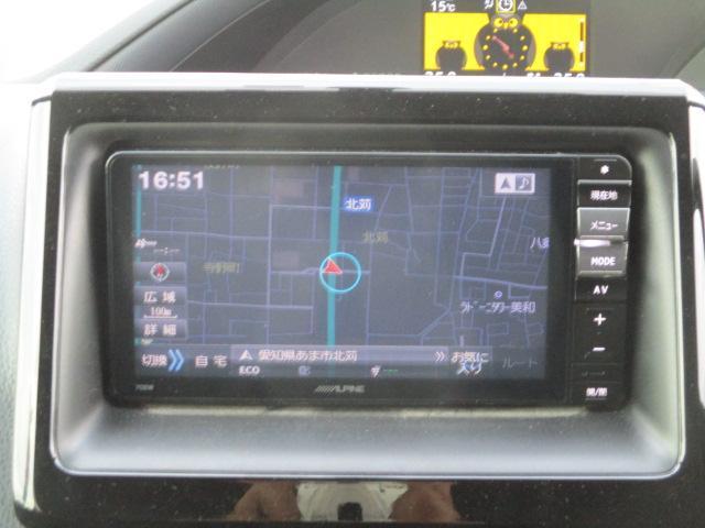 V アルパイン地デジブルートゥース対応ナビ クルーズコントロール 電動スライド スマートキー バックカメラ ETC オートハイビーム LEDオートライト 純正15インチアルミ(10枚目)