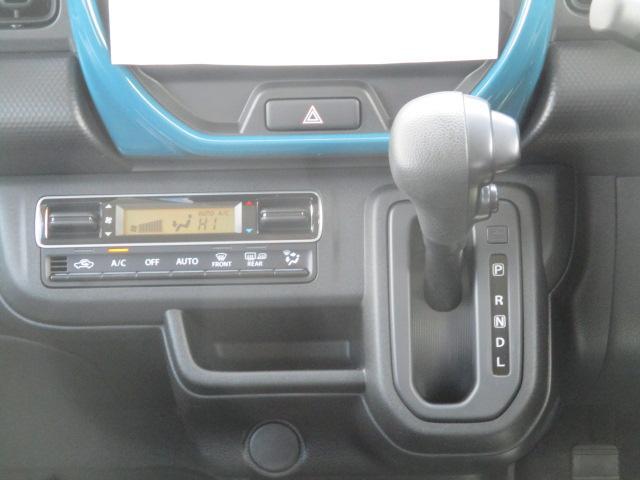ハイブリッドG スマートキー シートヒーター アイドルストップ オートライト オートエアコン 電動格納ドアミラー ツートンカラー(11枚目)