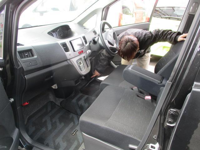 G レーダーブレーキ スマートキー アイドルストップ シートヒーター 電動格納ミラー(34枚目)