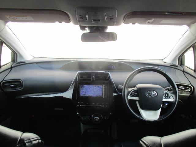 S LEDフルエアロ シャレン19インチアルミ 純正地デジブルートゥース対応ナビ バックカメラ トヨタセーフティセンス レーダークルーズコントロール ETC スマートキー クリアランスソナー 革巻きステア(15枚目)
