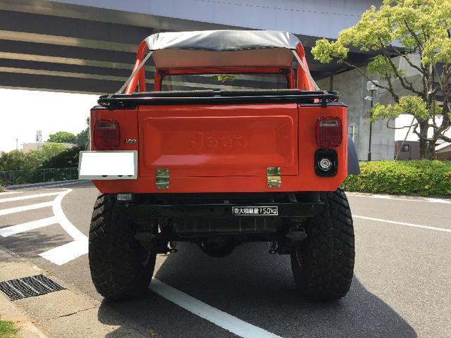 AMC・ジープ AMCジープ CJ-7