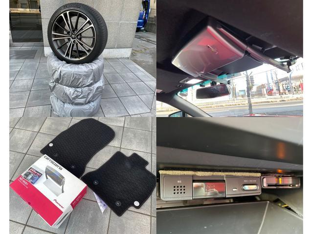 GTリミテッド 豪州GTSエアロパッケージ Weds18インチAW TRDエンジンマウント サイバーナビTV クルーズスカウター VIPERセキュリティー シートヒーター 寒冷地 Rカメラ ETC 1オーナー 禁煙車(10枚目)