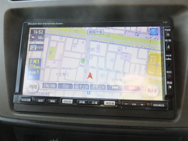 三菱 パジェロミニ アクティブフィールドエディション 4WDターボ ナビ