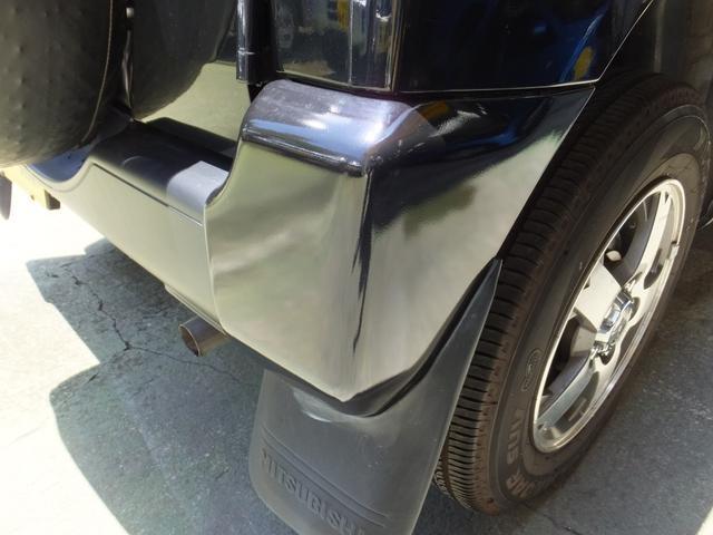 VR ワンオーナー 車検令和5年7月 5速マニュアル車 4WDターボ アルミ 純正オプションメッキグリル ルーフレール リアスポイラー プライバシーガラス ドアバイザー 背面タイヤソフトカバー キーレス(33枚目)