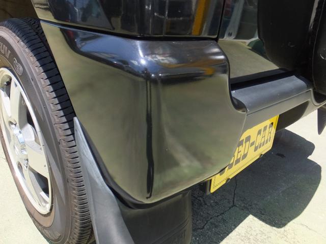 VR ワンオーナー 車検令和5年7月 5速マニュアル車 4WDターボ アルミ 純正オプションメッキグリル ルーフレール リアスポイラー プライバシーガラス ドアバイザー 背面タイヤソフトカバー キーレス(34枚目)