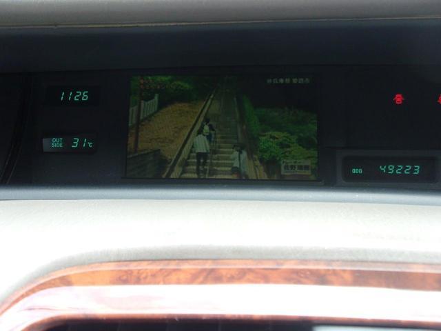 3.0Gパッケージ サンルーフ 本革シート 5万キロ実走行(18枚目)