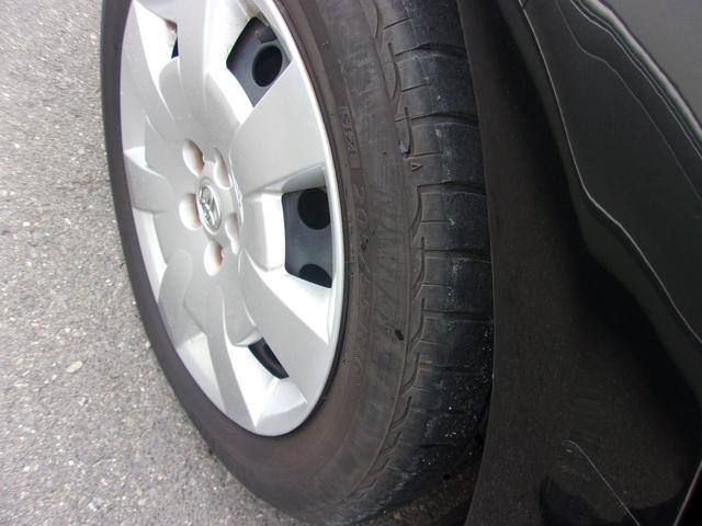 リアのタイヤです。リアタイヤもフロントタイヤ同様、新品ラジアルタイヤに交換して納車させていただきます!
