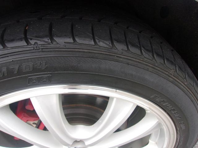 リヤのタイヤとホイールです! フロント同様、ホイールは傷も無く良好です。タイヤの残り溝も有り、まだまだご使用して頂けます!