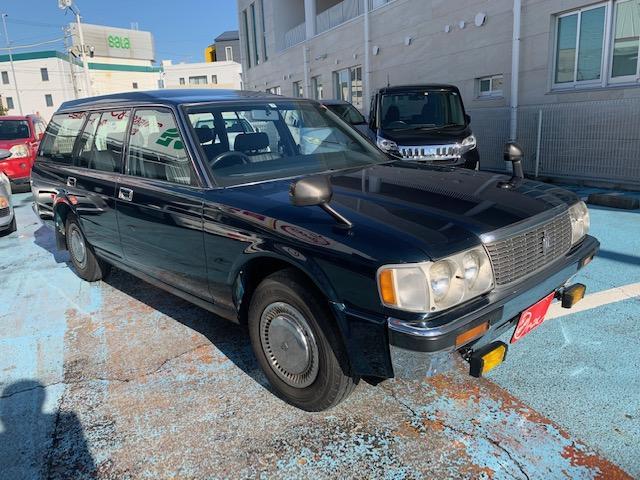 「トヨタ」「クラウンバン」「ステーションワゴン」「愛知県」の中古車3