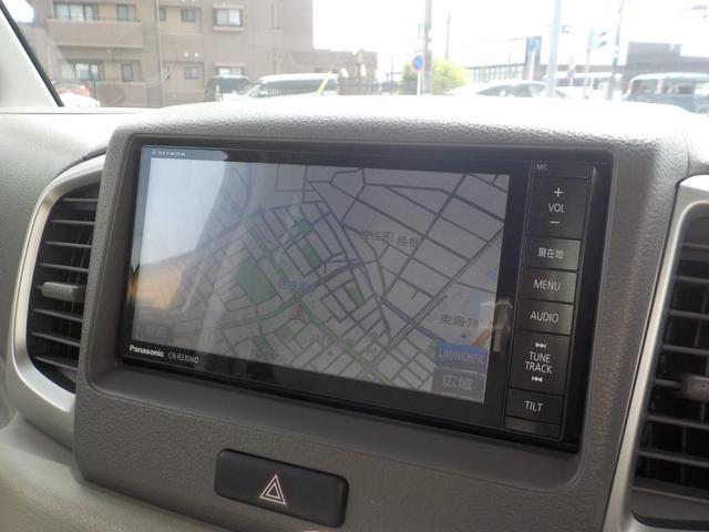X デュアルカメラブレーキサポート装着車 ワンオーナー パワースライドドア 社外ナビ フルセグTV Bカメラ スマートキー ドラレコ シートヒター(18枚目)