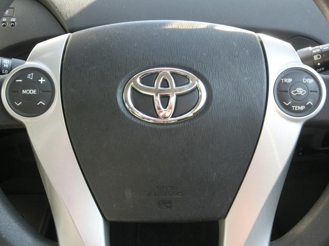 トヨタ プリウス S スマートキー HDDナビ 地デジ Bカメラ 1年保証付き