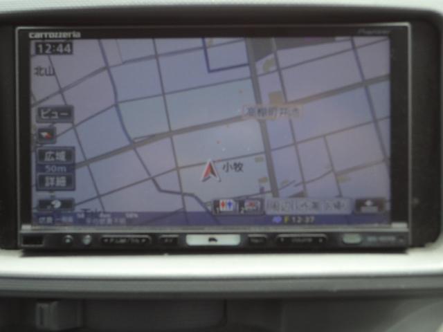 トヨタ シエンタ X Sエディション フルセグTV バックカメラ