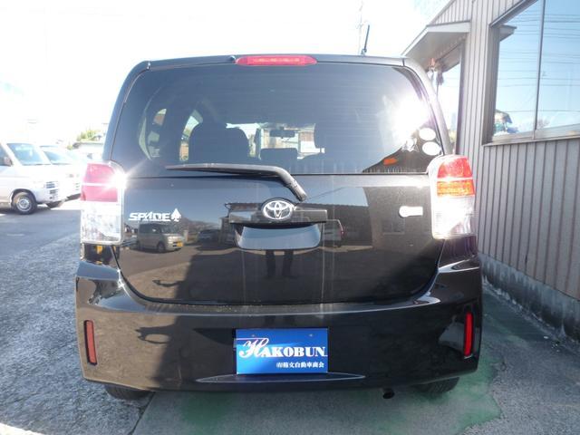 トヨタ スペイド X アイドリングストップ 左側電動スライドドア ナビ、TV