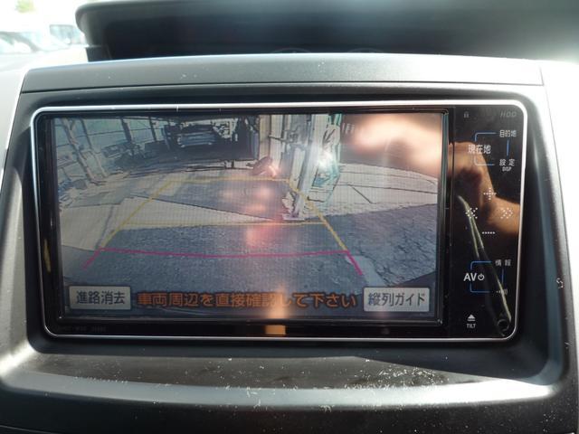 トヨタ ヴォクシー X HDDナビ TV DVD バックカメラ
