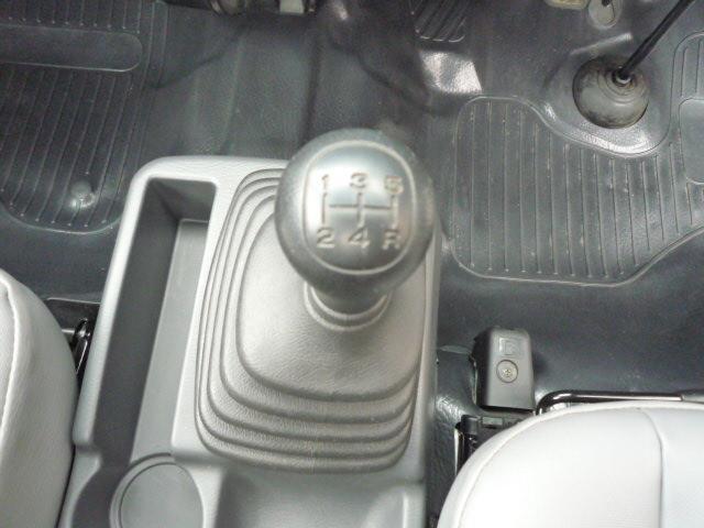 エアコン パワステ 運転席エアバッグ 5速MT(5枚目)
