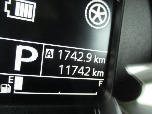 走行距離11,742km!ご確認ください☆
