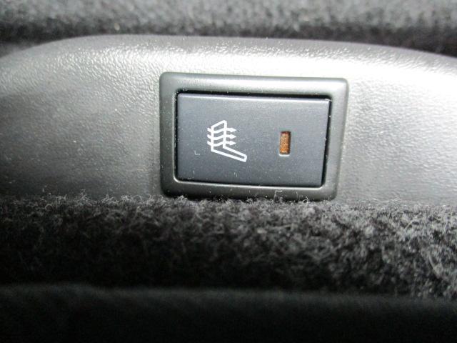 寒い日に重宝!おしりあったかシートヒーターを装備です☆