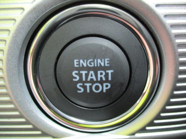 キーレスプッシュスタートでエンジンスタートもラクラクです☆