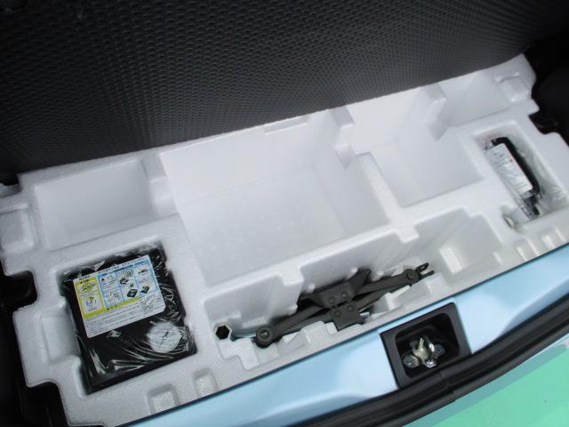 万が一も安心!タイヤパンク修理応急キットを完備です☆シガーソケットから電源を取れるエアコンプレッサーも完備です☆