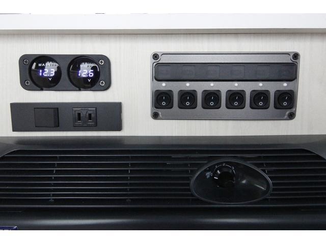 ロングDX ハイルーフ キャンピング キャンピングカー(13枚目)