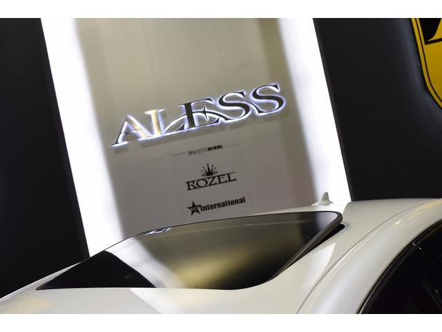 レクサス IS IS250バージョンS 現行風エアロ 車高調SR レイズ19