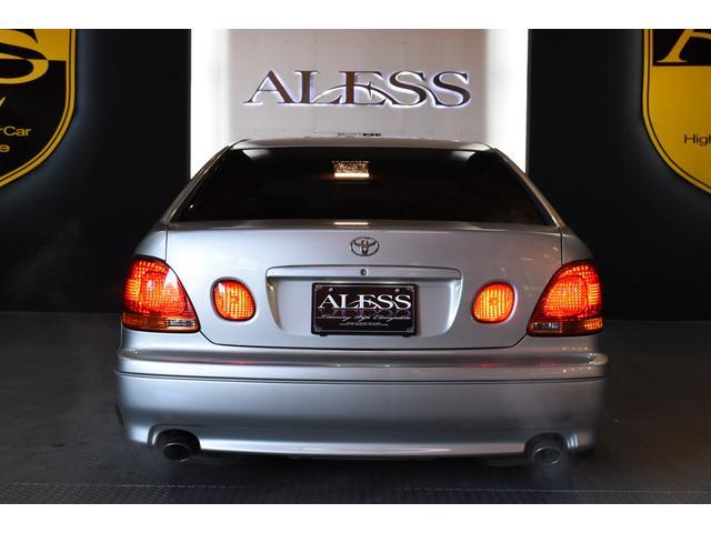トヨタ アリスト S300  10thアニバーサリーED アーム改 19インチ