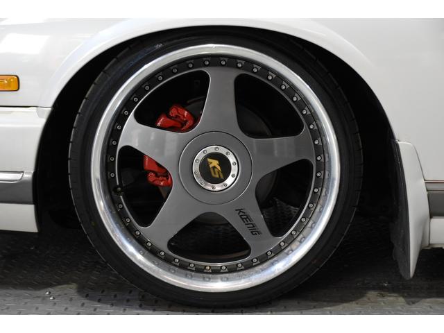 タイプIII フルタップ車高調 ケーニッヒ19インチ(6枚目)