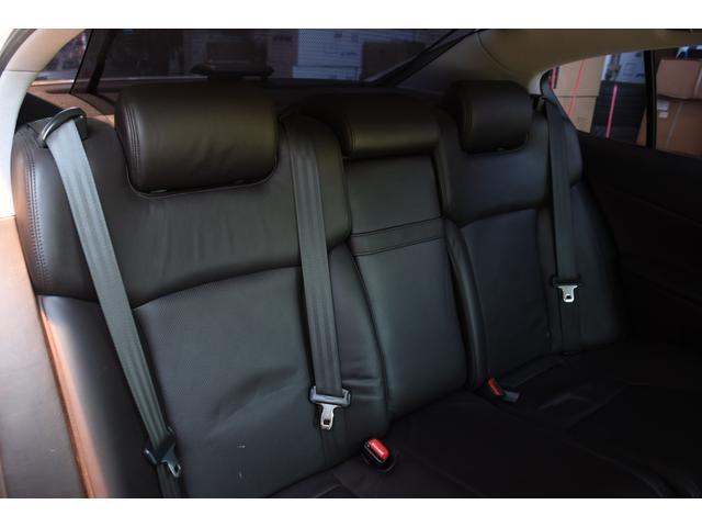 GS430 黒革サンルーフ RSR車高調 フリーデン20in(9枚目)