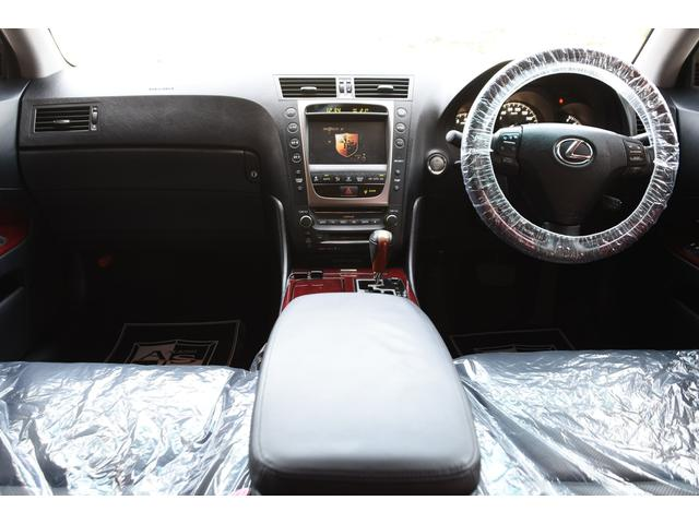 GS430 黒革サンルーフ RSR車高調 フリーデン20in(11枚目)