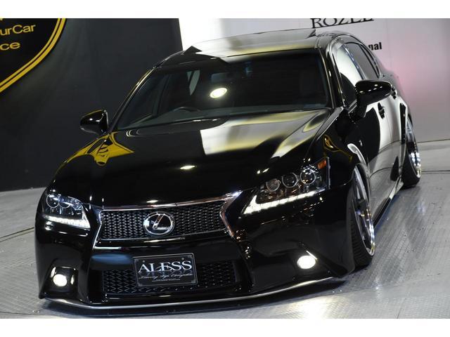 「レクサス」「GS」「セダン」「岐阜県」の中古車12