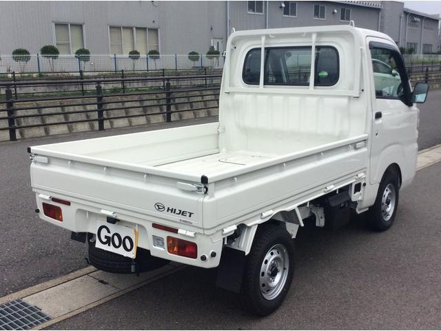 ダイハツ ハイゼットトラック スタンダード 4WD 5MT