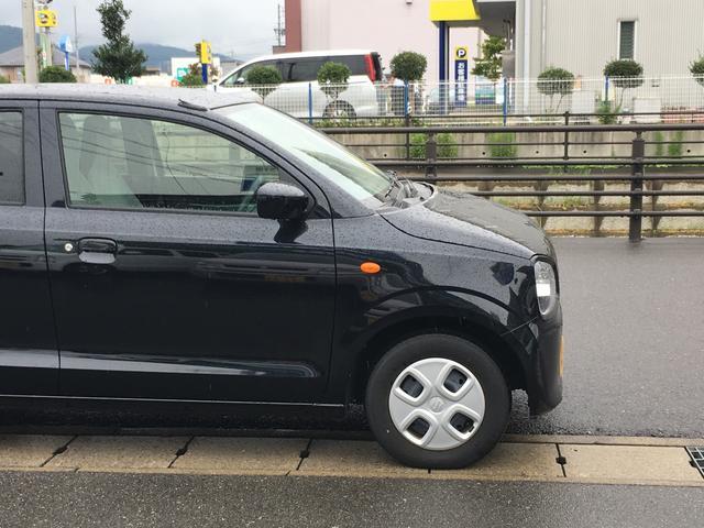 スズキ アルト S 新車保証継承車 キーレス