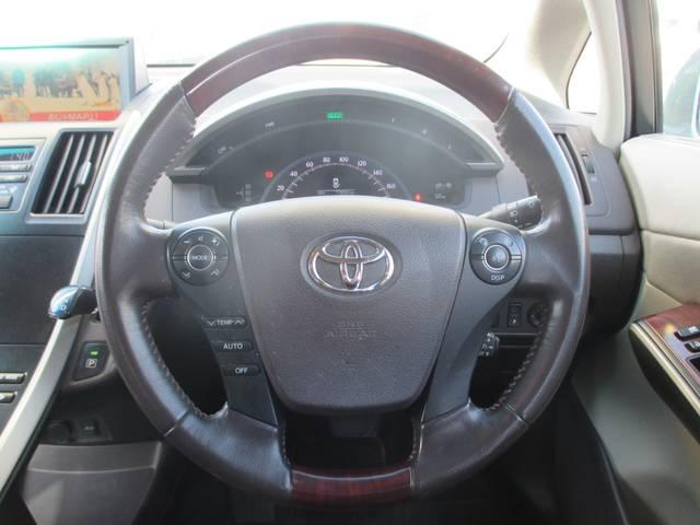 トヨタ SAI G HDDナビ 地デジ バックモニター LEDライト