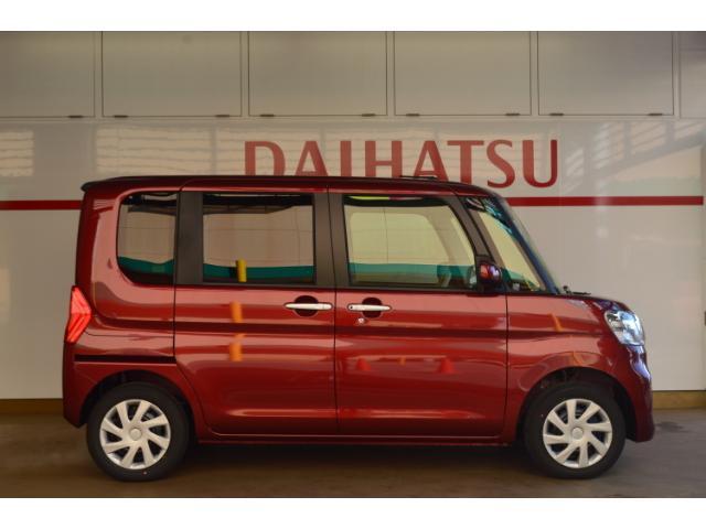 ダイハツ タント 660 X SAIII 新車未登録 ナビTV地デジ