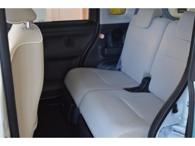 ダイハツ ムーヴキャンバス Gメイクアップ SAIII LEDヘッド 両側電動ドア
