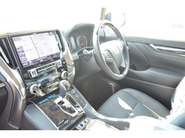 トヨタ アルファード S Cパッケージ 3眼ライト アルパインナビ ムーンルーフ
