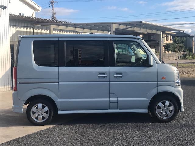 「スズキ」「エブリイワゴン」「コンパクトカー」「愛知県」の中古車4