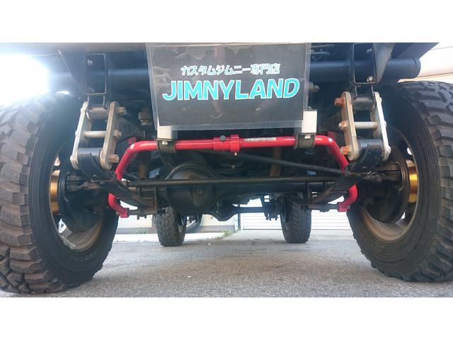 JA11 WILDWIND リフトUP 3D塗装 AT車(8枚目)