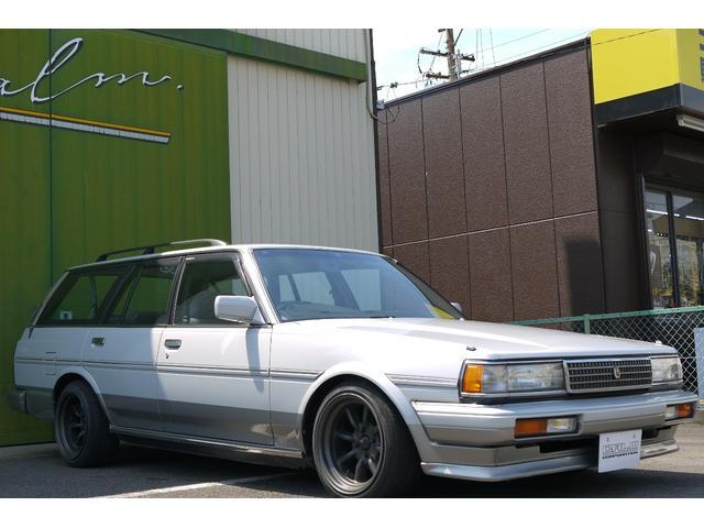 「トヨタ」「マークIIワゴン」「ステーションワゴン」「愛知県」の中古車2